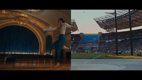 ナイキ 広告 動画 スポーツ 映像 合成 Nike YouCantStopUs