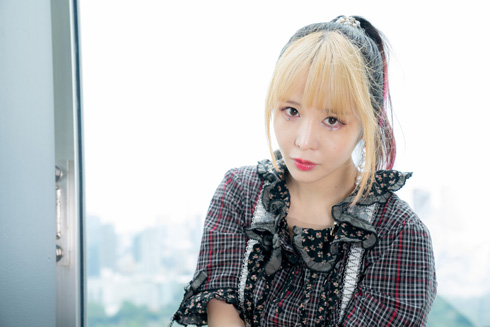 大森靖子 シンガーソングライター 超歌手 ZOC Kintsugi