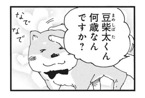漫画 柴ばあと豆柴太 ヤマモトヨウコ 震災 3.11