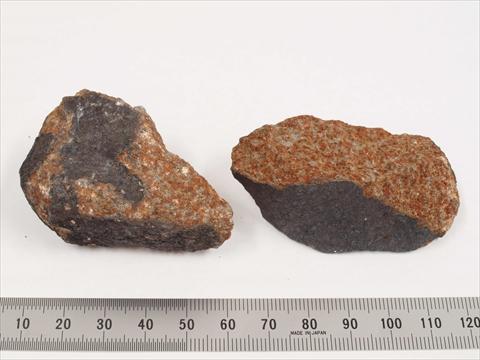 船橋市 隕石