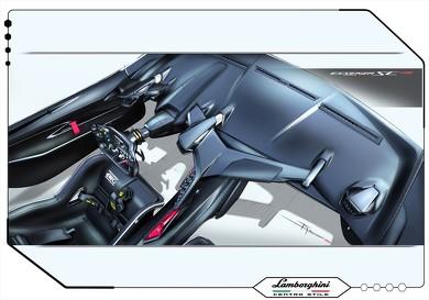 ランボルギーニ史上最強のV12エンジンを搭載