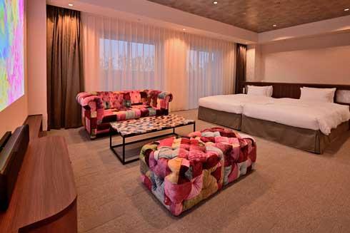 EJアニメホテル 埼玉県所沢市 ところざわサクラタウン KADOKAWA