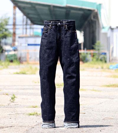 25オンスジーンズ