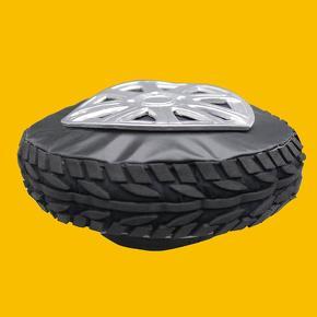 タイヤ柄面