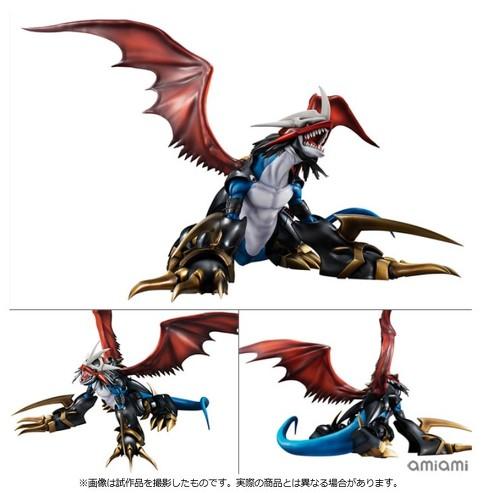 Precious G.E.M.シリーズ デジモンアドベンチャー02 インペリアルドラモン:ドラゴンモード 完成品フィギュア