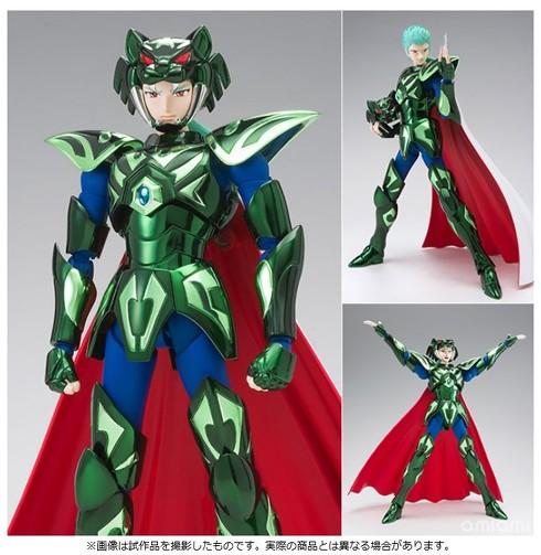 聖闘士聖衣神話EX ゼータ星ミザールシド 『聖闘士星矢』
