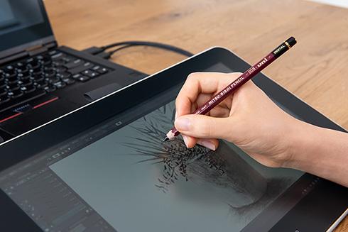 ワコムが三菱鉛筆とコラボしたデジタル鉛筆Hi-uni DIGITAL for Wacomを発売 クリスタのHi-uniブラシを一部利用者に無償提供