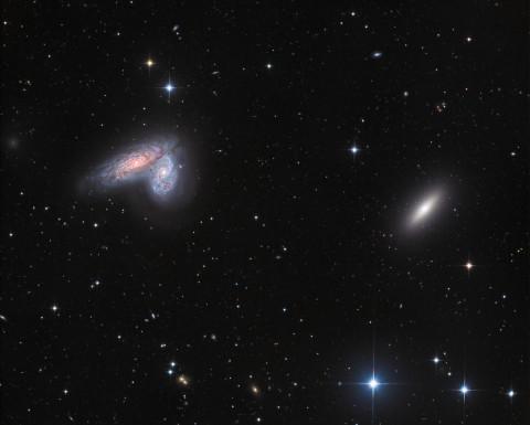 NGC 4567 NGC 4568