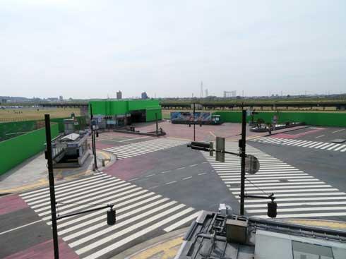 渋谷 スクランブル 交差点 オープンセット 足利スクランブルシティスタジオ 栃木県