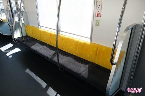 東京メトロ 17000系 内観