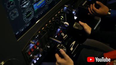 航空機 パイロット 体験