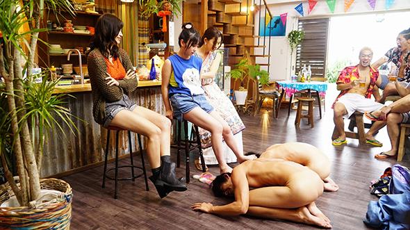 ぐらんぶる 英勉 インタビュー 竜星涼 犬飼貴丈 与田祐希 ダイビング 裸