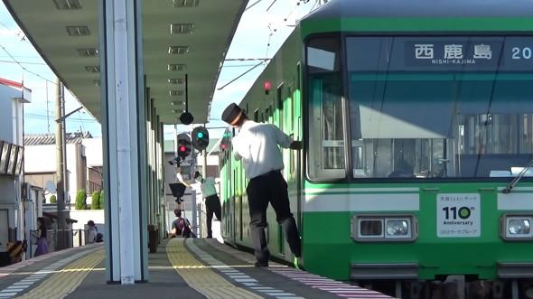 遠州鉄道 ドア扱い