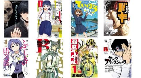 【50%OFFポイント還元】秋田書店Kindle本セール