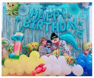 矢口真里 息子 1歳 誕生日 夫 ブログ 家族 モーニング娘。