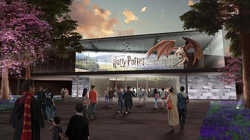 ワーナーブラザース「メイキング・オブ ハリー・ポッター」がとしまえん跡地にオープン決定 2023年前半の開園を予定