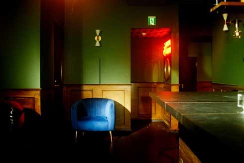 表向き コーヒースタンド 裏でこっそりバーを営んでいる 店 JANAI COFFEE 恵比寿