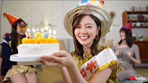 白石麻衣 乃木坂 卒業 誕生日 年齢 YouTube Youtuber 配信 公演 まいやん