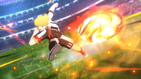 バンダイナムコエンターテインメント キャプテン翼 RISE OF NEW CHAMPIONS プレイステーション 4 Nintendo Switch 森崎