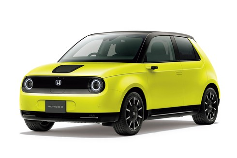 ホンダ EV Honda e
