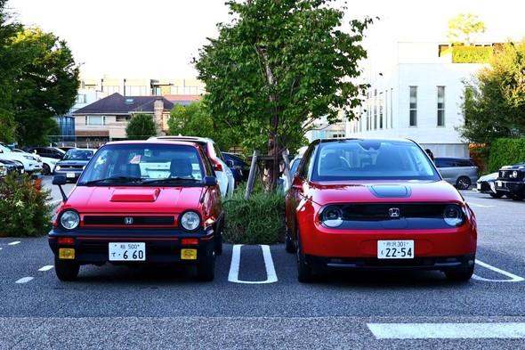 ホンダ Honda e シティ