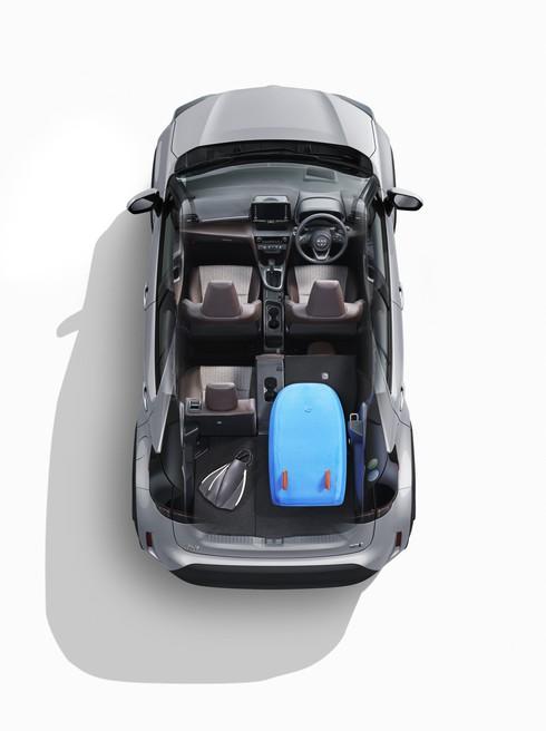 トヨタ ヤリス SUV