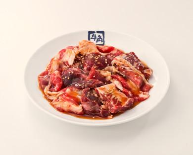 牛角 焼肉定食