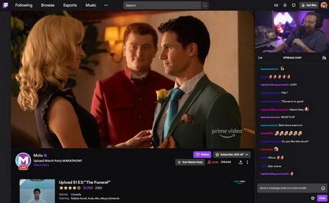 Amazon Prime Video視聴