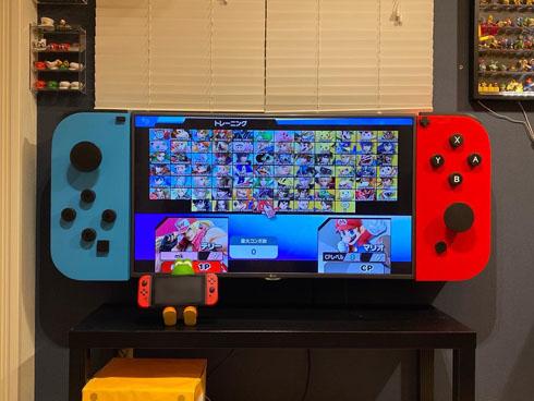 巨大Switch