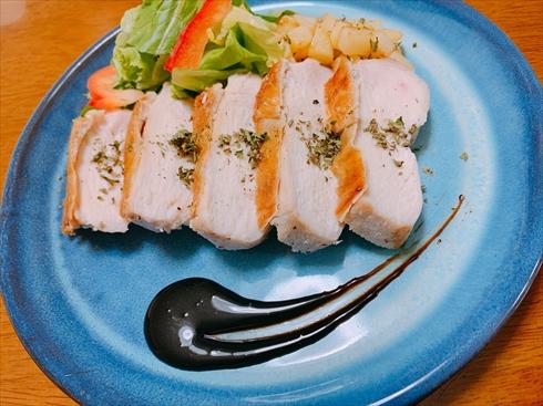 30分チキン パリパリ 鶏むね肉
