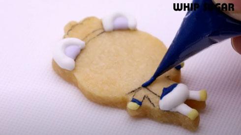 あつまれ どうぶつの森 あつ森 ポケモン 妻 アイシングクッキー WHIP SUGAR