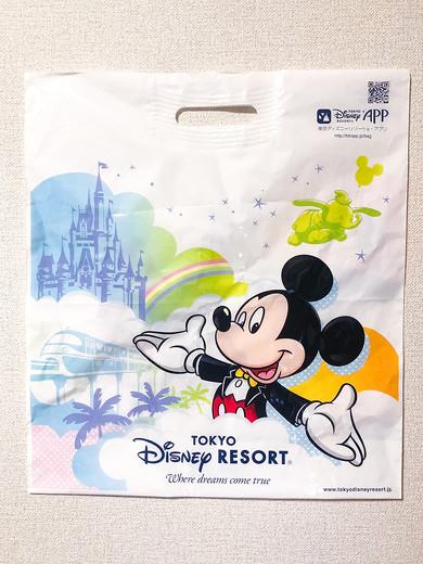 東京ディズニーリゾート 買い物袋を有料化