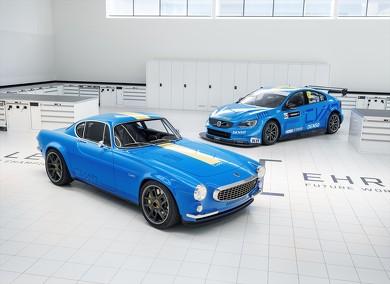 」エンジンはレーシングカーに搭載されていたのをチューニング
