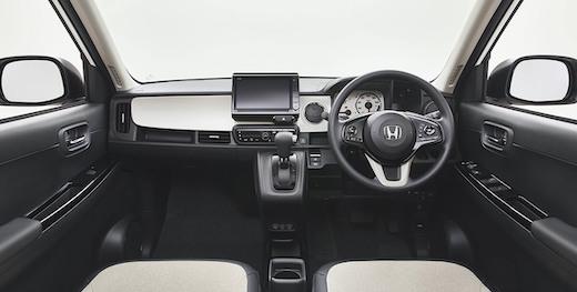 ホンダ N-ONE エヌワン 軽自動車 フルモデルチェンジ 新型