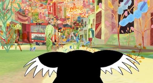 アニメ映画「マロナの幻想的な物語り」の新しすぎる映画体験。劇団イヌカレー×ムーンサイドの衝撃