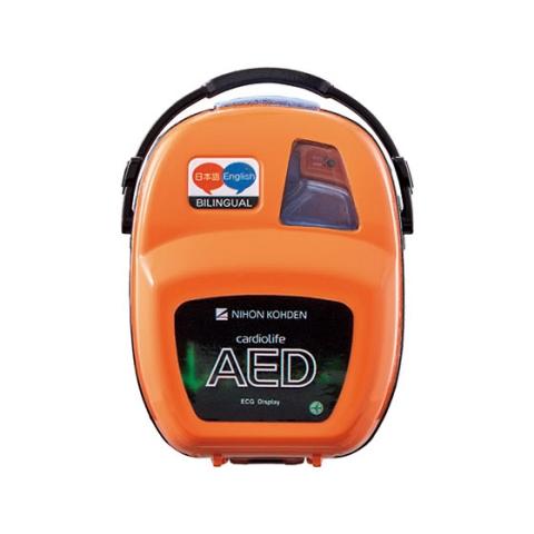 AED ミニチュアフィギュア