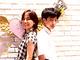 相川七瀬、13歳次男に身長を抜かれた2ショット公開 あっという間の逆転で「何事もたのしんで大きくなって」