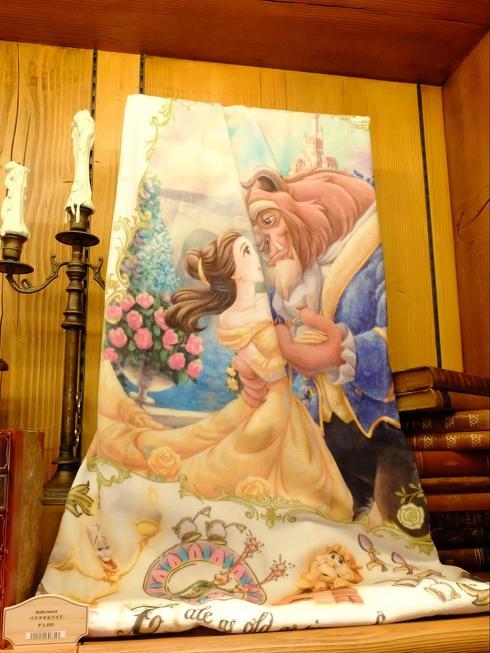 ディズニー美女と野獣グッズ