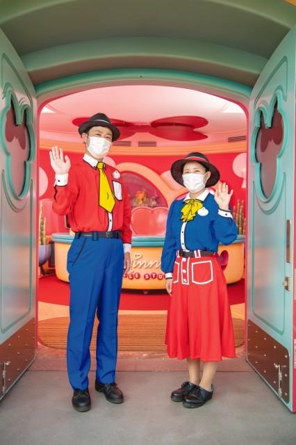ディズニーミニーのスタイルスタジオ
