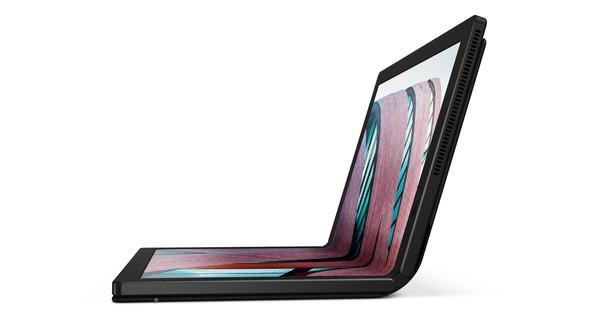 lenovo 有機ELディスプレイ 折りたたみ ThinkPad X1 Fold 変態端末