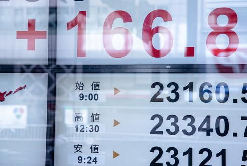 東証 全銘柄の売買を停止