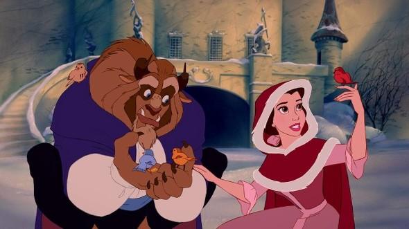ディズニー美女と野獣解説