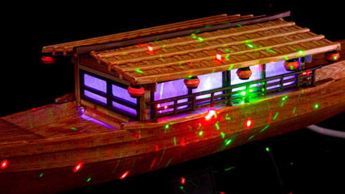 パリピ屋形船