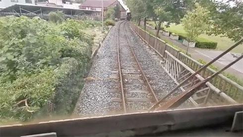 鉄道 猫 線路 保存鉄道 和歌山