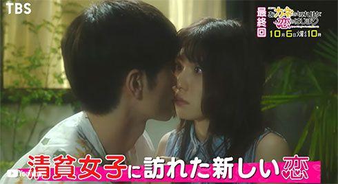 松岡茉優 カネ恋 おカネの切れ目が恋のはじまり