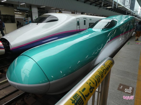 JR東日本 東北新幹線 速度引き上げ