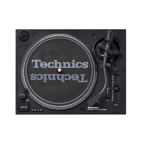 Technics 監修 オーディオ機器 ターンテーブル ミニチュア SL-1200MK2 カプセルトイ