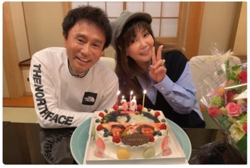 小川菜摘 結婚記念日 浜田雅功 浜ちゃん 31回目