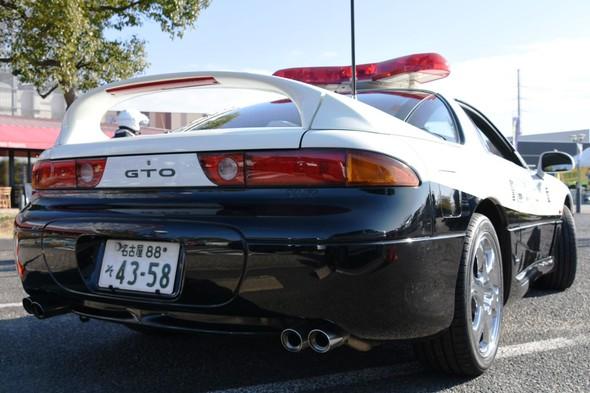 愛知県警 GTO パトカー