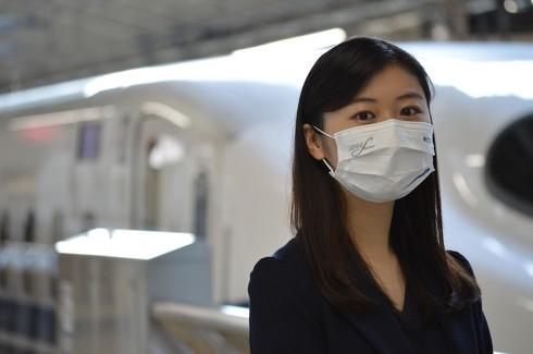 新幹線 N700S マスク
